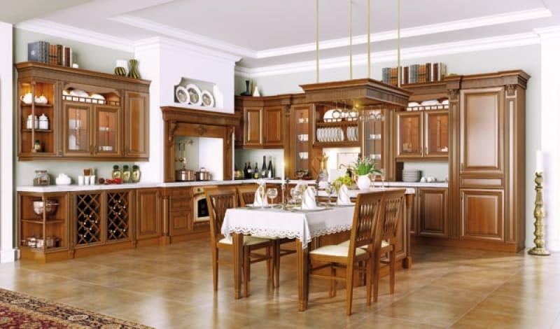 Кухня «Бергонцо»