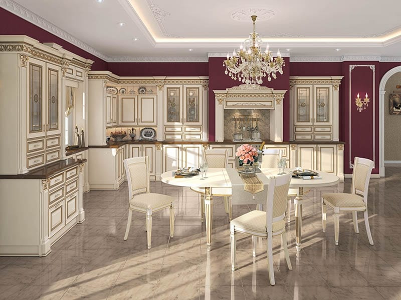 Кухня «Нике Аворио»
