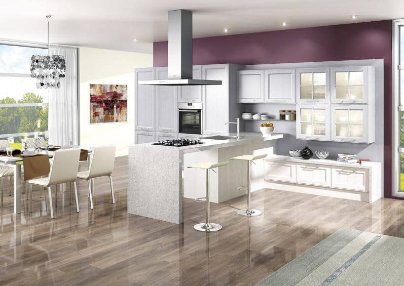 Кухня «Милан Гриджио»