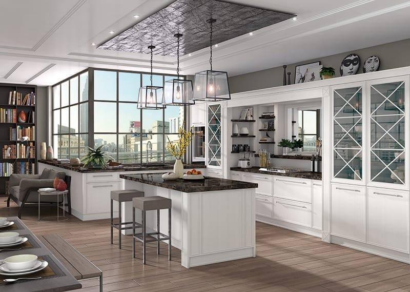 Кухня «Венето БЬЯНКО»