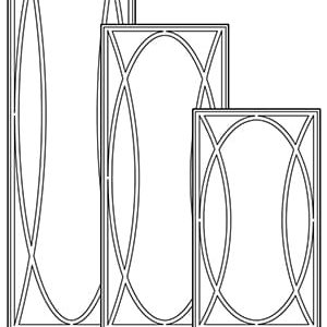 Решётки тип О (ш.447)