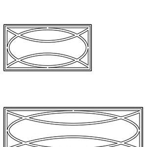 Решётки тип О (h. 356)
