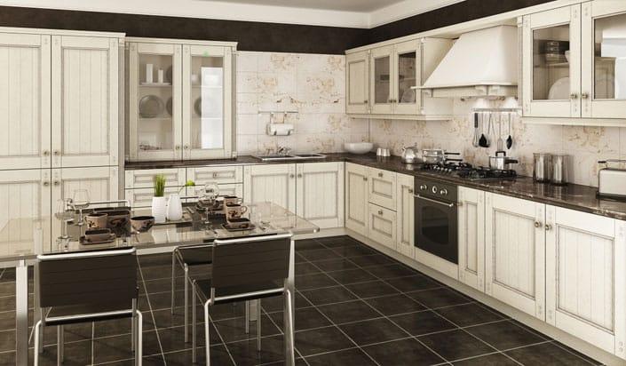 Кухня «Кантри-3»