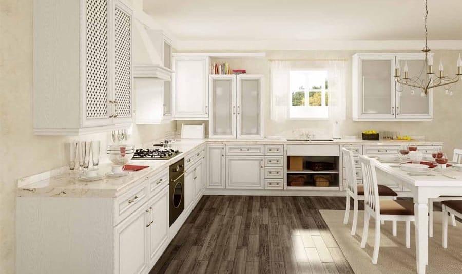 кухня классик-1