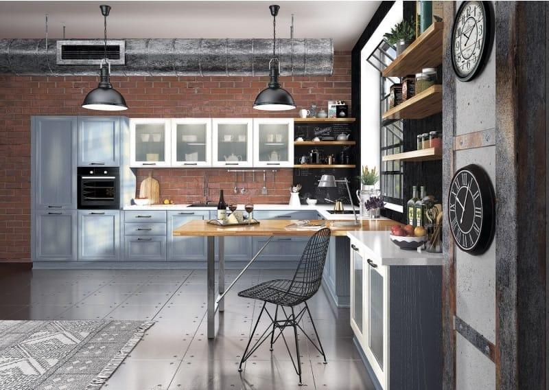 Кухня «Милан Джинс»