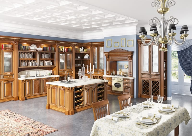 Кухня «Страдивари»
