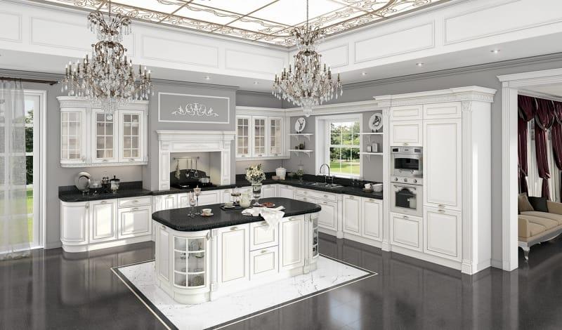 Кухня «Орнелла Бьянка»