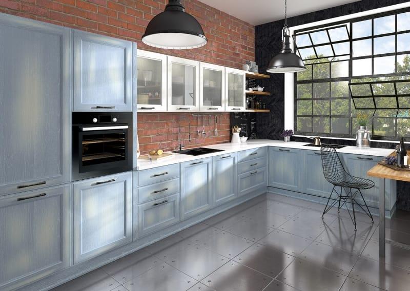 Кухня «Милан Бьянко»