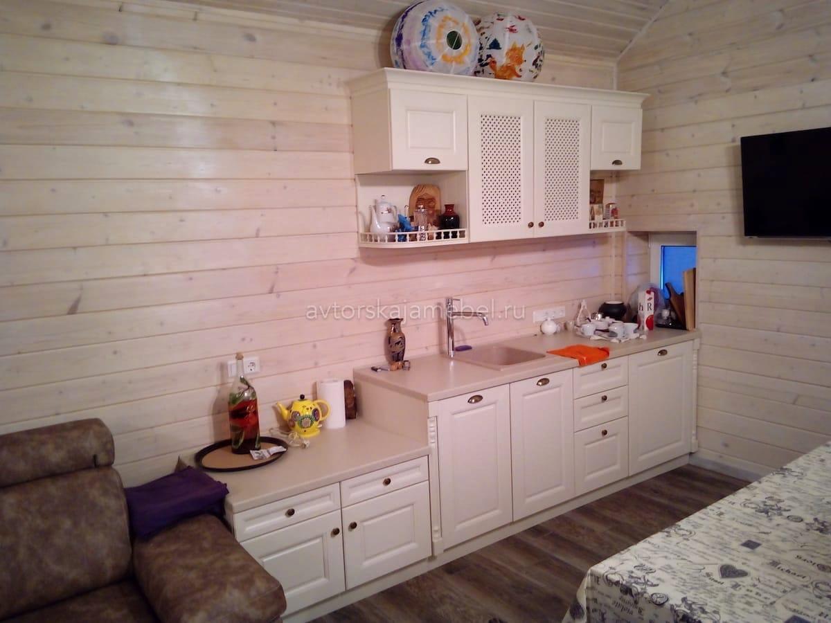 Кухня на дачу